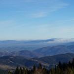 Widok na Gorce