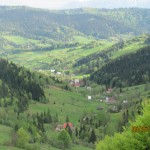Panorama na Ochotnicę
